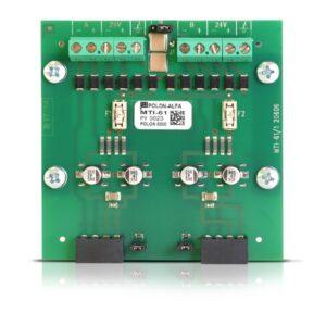 Moduł transmisji bez separacji do 3m Polon-Alfa MTI-61