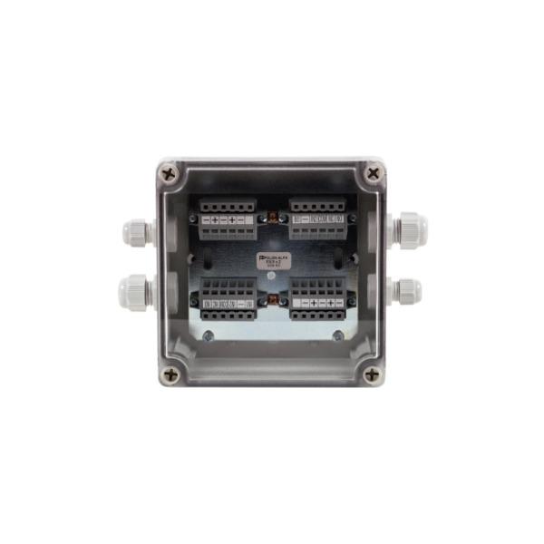 OBudowa dla dwóch modułów EKS-4001 2 x EKS