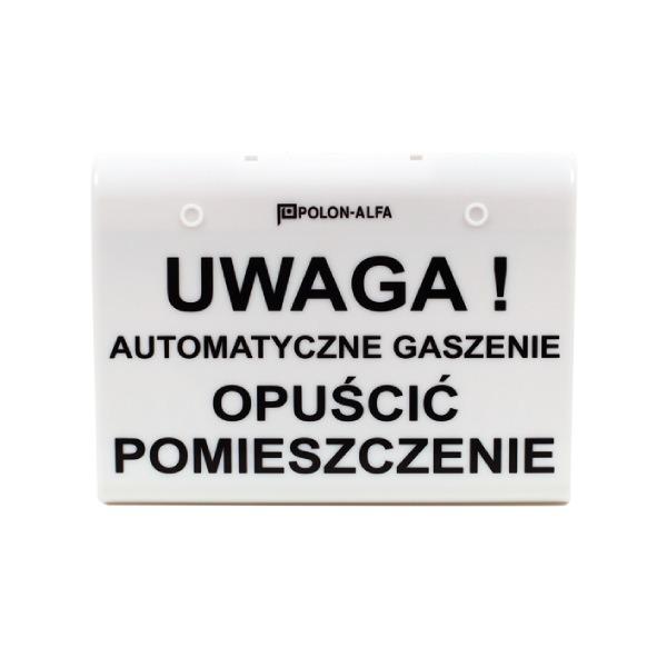 Sygnalizator akustyczno-optyczny wejściowy Polon-Alfa SE-1