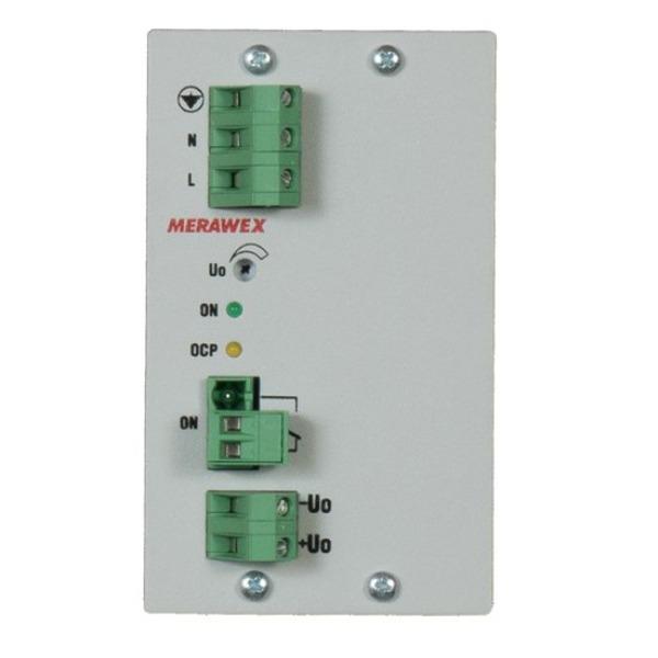 Zasilacz modułowy MERAWEX ZM24V6A-151