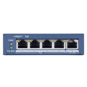 Switch PoE hikvision DS-3E0505P-E