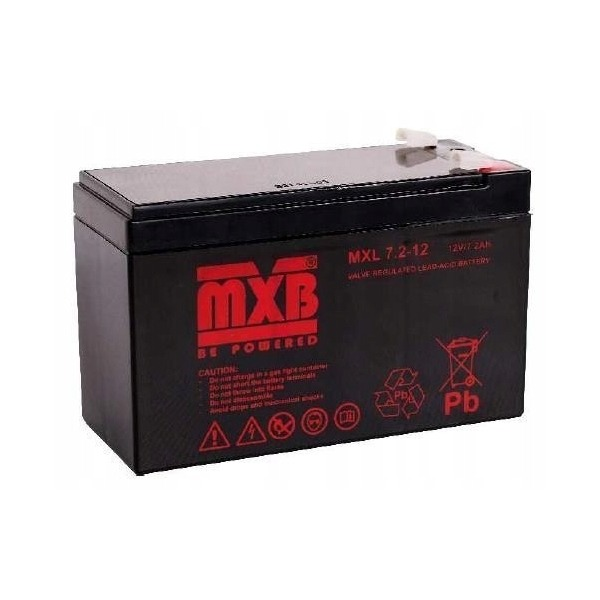 Akumulator MERAWEX MXL 72Ah 12V 1