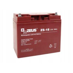 Akumulator bezobsługowy Zeus ZS-18