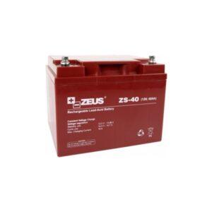 Akumulator bezobsługowy Zeus ZS-40