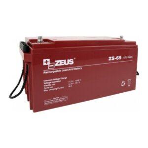 Akumulator bezobsługowy Zeus ZS-65