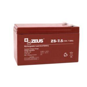Akumulator bezobsługowy Zeus ZS-7.5