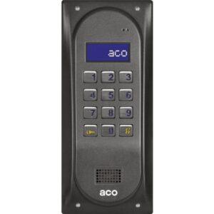 Domofon cyfrowy z zamkiem szyfrowym ACO CDNP5 BR