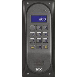 Domofon cyfrowy z zamkiem szyfrowym ACO CDNP6 GR