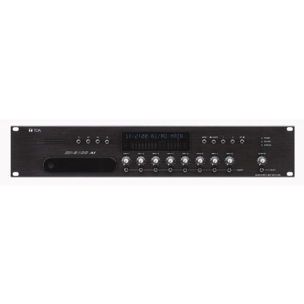 Interfejs wejściowy sieci audio TOA SX-2100AI