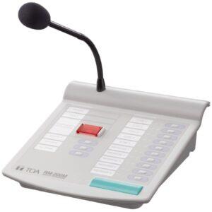 Mikrofon strefowy TOA RM-200M