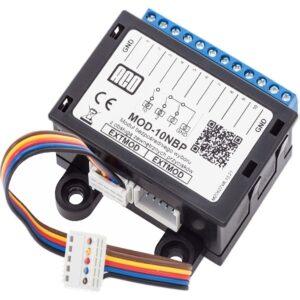 Moduł bezpośredniego wyboru z obsługą zewnętrznych przycisków ACO AMOD-10NBP