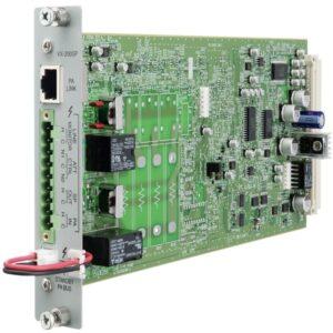 Moduł kontroli wyjściowego sygnału audio TOA VX-200SP-2