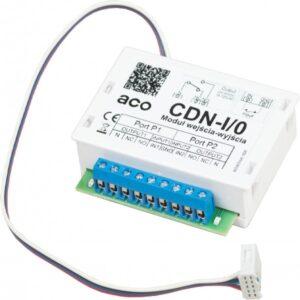 Moduł rozszerzeń do sterowania automatyką domową i urządzeniami zewnętrznymi ACO CDN-I/O