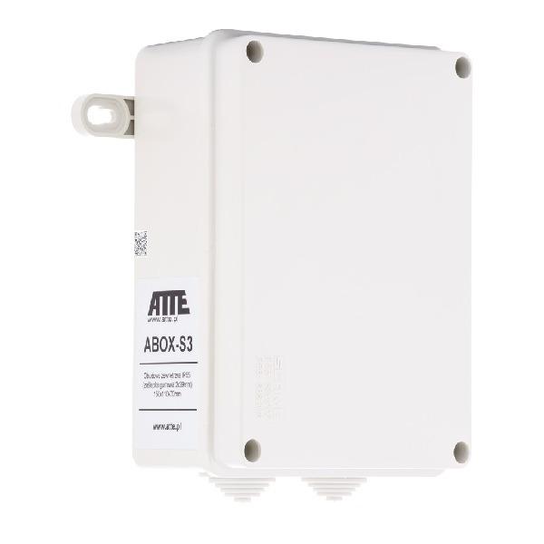 Obudowa zewnętrzna ATTE ABOX‑S3 1