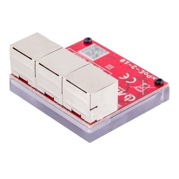 Switch PoE 3 portowy ATTE xPoE‑3‑10