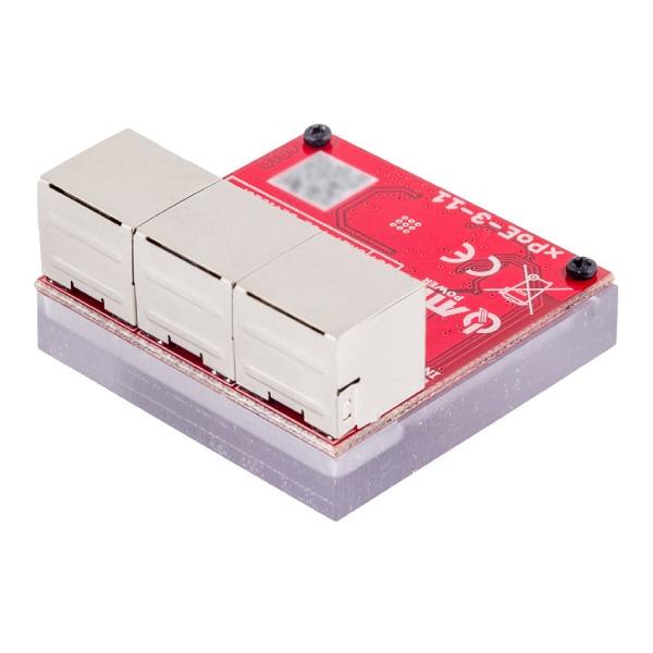 Switch PoE 3 portowy ATTE xPoE‑3‑11