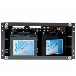 Zestaw buforowy do 17 kamer IP ATTE IPUPS‑17‑11‑R5U0