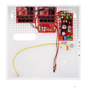 Zestaw buforowy do 9 kamer IP ATTE IPUPS‑9‑11‑F