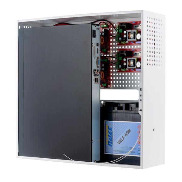 Zestaw do 16 kamer IP ATTE IP‑16‑20‑H 1