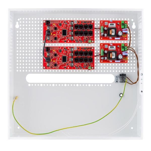 Zestaw do 16 kamer IP ATTE IP‑16‑20‑H