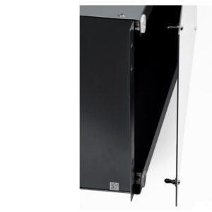 Zestaw do 8 kamer IP ATTE IP‑8‑20‑R5U0