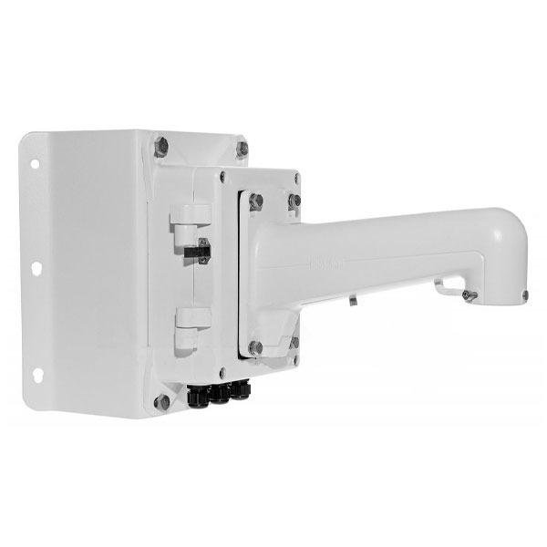 Uchwyt ścienny narożny z długim ramieniem hikvision DS-1602ZJ-box-corner