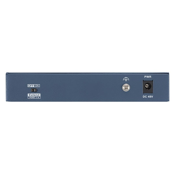 Switch PoE Hikvision DS-3E0106HP-E
