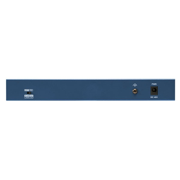 Switch PoE Hikvision DS-3E0310HP-E