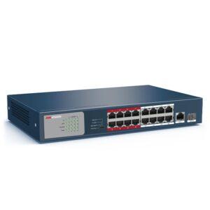 Switch PoE Hikvision DS-3E0318P-E/M(B)