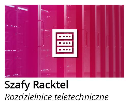szafy racktel