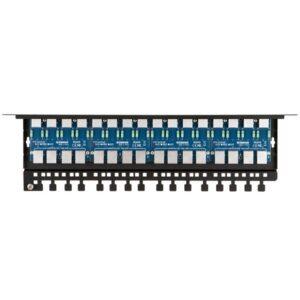 16-kanałowe zabezpieczenie przeciwprzepięciowe LAN / IP-CCTV EWIMAR PTF-516R-PRO/PoE