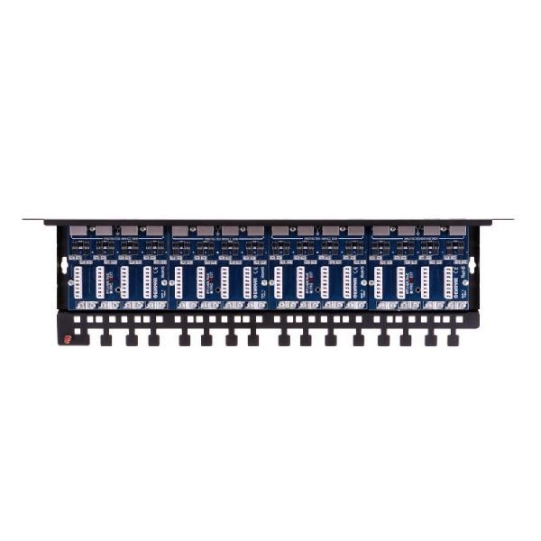16-kanałowy ogranicznik przepięć sieci LAN Gigabit Ethernet EWIMAR PTU-616R-EXT_PoE