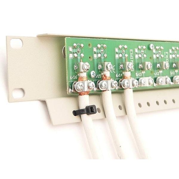 16-kanałowy panel połączeniowy na przewód koncentryczny EWIMAR FKO-16