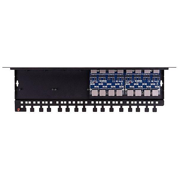 8-kanałowe zabezpieczenie sieci LAN Gigabit Ethernet EWIMAR PTF-68R-EXT/PoE