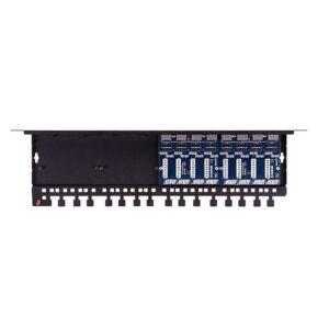 8-kanałowe zabezpieczenie sieci LAN Gigabit Ethernet EWIMAR PTU-68R-EXT_PoE