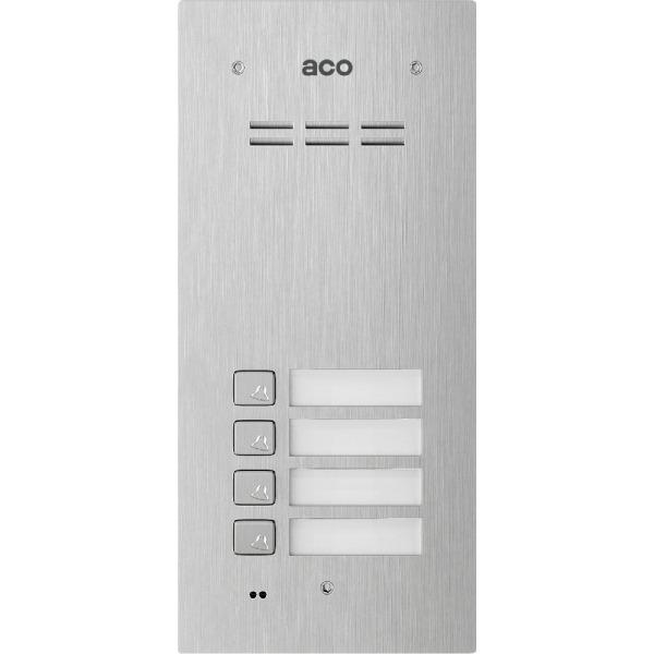 Cyfrowy z czytnikiem breloków i 4 przyciskiem ACO FAM-P-4NPACC