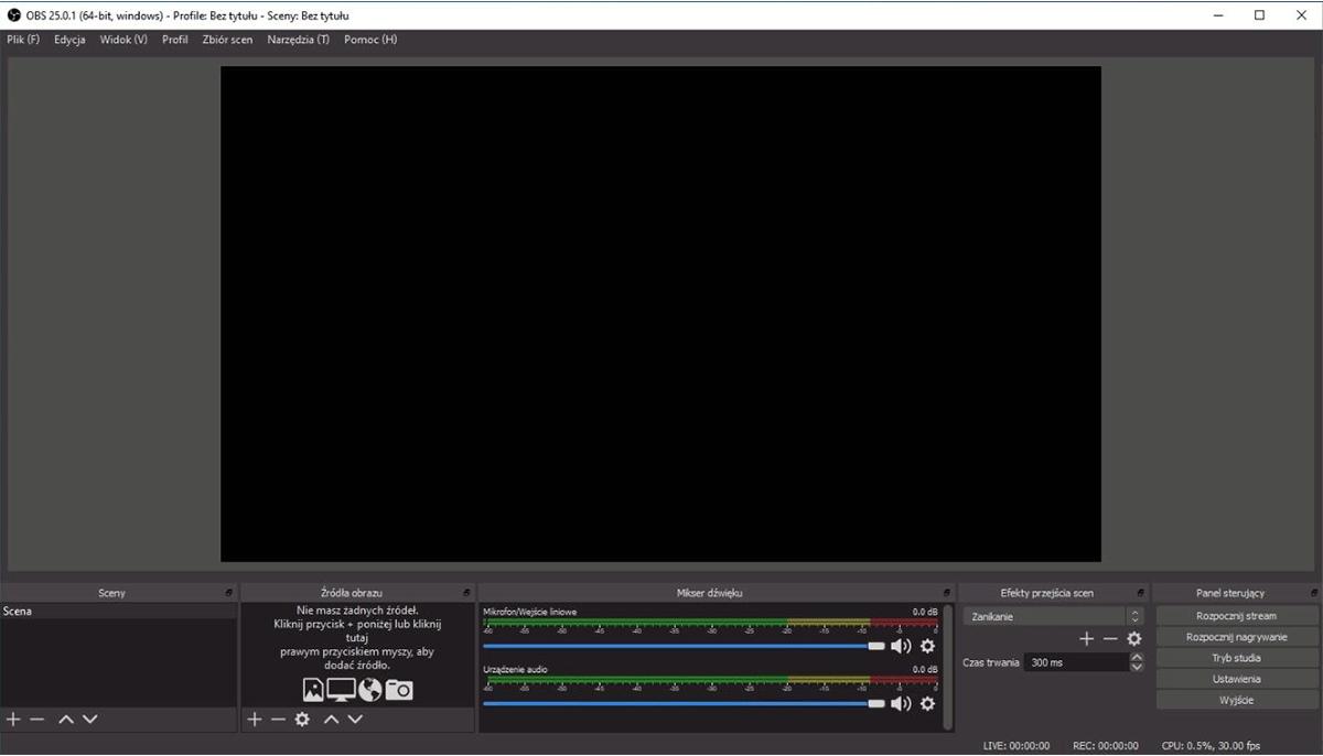 Hikvision-RTSP-OBS-Studio