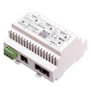 Przełącznik 4 stref do paneli INSPIRO+ ACO SW4S-DIN
