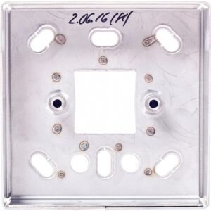 Puszka natynkowa do zewnętrznego przycisku otwierania ACO INS-P-XXS NT