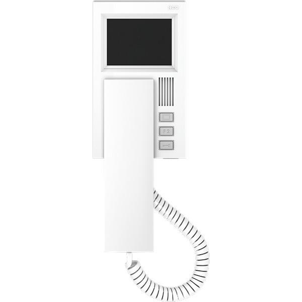 """Wideodomofon cyfrowy z kolorowym wyświetlaczem 3,5"""" ACO MPRO 3,5"""