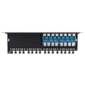 Zabezpieczenie przeciwprzepięciowe 8 kanałów sieci LAN / IP-CCTV EWIMAR PTF-58R-EXT/PoE