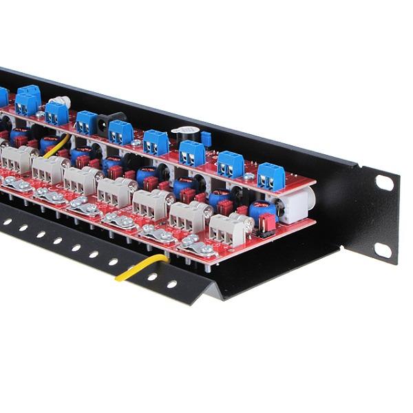 Zabezpieczenie przeciwprzepięciowe na koncentryk i skrętkę EWIMAR LHD-16R-PRO