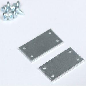 Zestaw montażowy do połączenia ramek podtynkowych R2 ACO MONT2-RPT-CDN