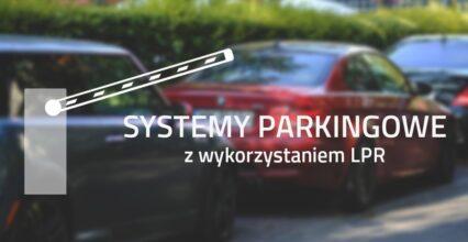 kamery LPR na parking