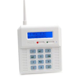 Bezprzewodowa centrala alarmowa z GSM ELMES CB32 GZ
