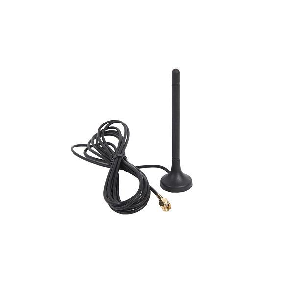 Centrala alarmowa z możliwością podpięcia zew. anteny GSM ANTENA ELMES CB32 GBS