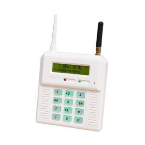 Centrala alarmowa z możliwością podpięcia zew. anteny GSM ELMES CB32 GZS