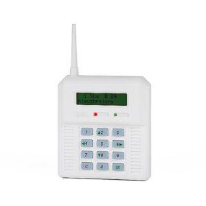 Centrala alarmowa z zielonym wyświetlaczem ELMES CB32 BZ