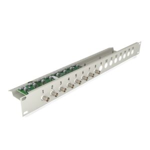 Separator galwaniczny do systemów analogowych z zabezpieczeniem Video EWIMAR LSO-8R