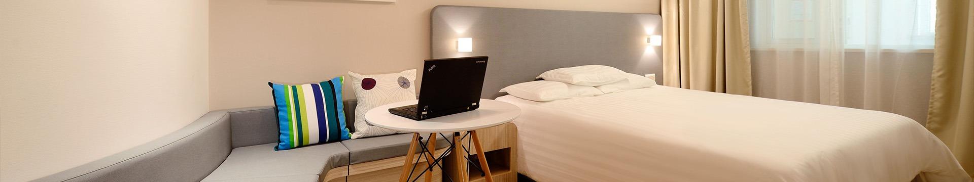 projekty hotele